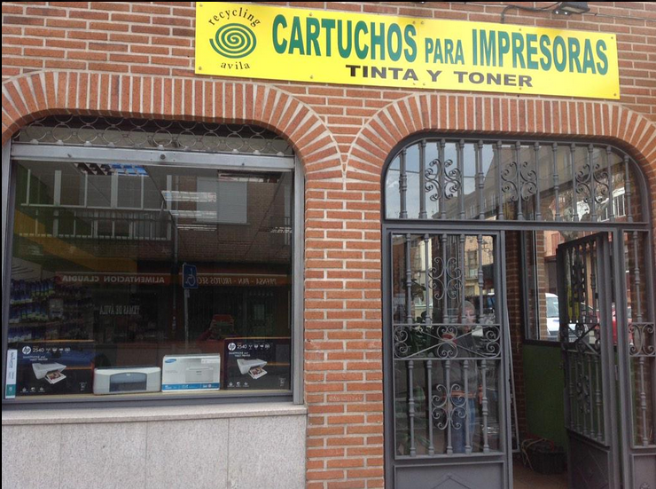 Cartuchos y Toner Recycling Avila